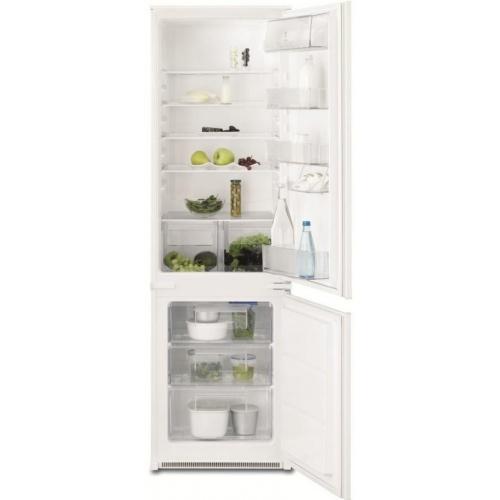 Combina frigorifica incorporabila Electrolux ENN2800BOW, 277 l, Clasa A+, H 178 cm