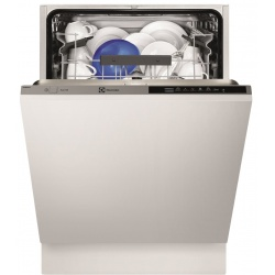 Masina de spalat vase incorporabila Electrolux ESL5330LO, Motor Inverter, 13 Seturi, 5 Programe, Clasa A++, 60 cm