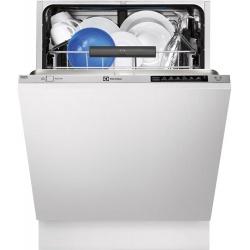 Masina de spalat vase incorporabila Electrolux Real Life ESL7510RO, 13 Seturi, 6 Programe, Clasa A++, 60 cm, Inox