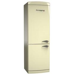 Combina frigorifica Retro Bompani BOCB680/C, Clasa A+, 316 litri, Latime 60 cm, Crem