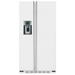 """Side by side IOMABE Exclusive """"V"""" Series ORE24VGF8W, clasa A+, 528 l, No Frost, Alb"""