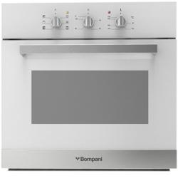 Cuptor incorporabil Bompani Italia BO240SL/E, electric, multifunctional, 60cm, 54l, Alb