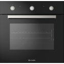 Cuptor electric incorporabil Smalvic FLAT NERO FI-64WTS, 60cm, 64l, grill electric, negru