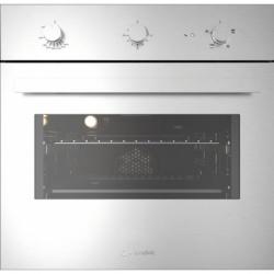 Cuptor electric incorporabil Smalvic PREMIUM FI-64WTS, 60cm, 64l, grill electric, inox si negu