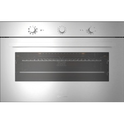 Cuptor electric incorporabil Smalvic PREMIUM FI-95MTS, 90cm, 110l, grill electric, inox