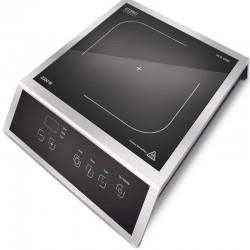 Plita cu inductie Caso ECO 2000,2000W,10 nivele de putere,negru