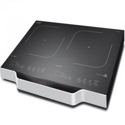 Plita cu inductie portabila Caso W3500,3500W,12 nivele de putere,negru