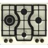 Plita incorporabila Smalvic CLASSIC PD-603G1TC, 60 cm, plita gaz, 4 arzatoare, sistem siguranta Stop-Gaz, negru antracit