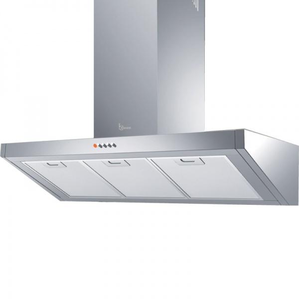 Hota design Baraldi Bankia 01BAN060IST70, 60 cm, 700 m3/h, inox