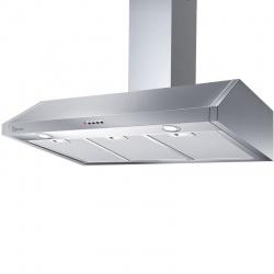 Hota design Baraldi Retta 01RETTA060IST70, 60 cm, 700 m3/h, inox