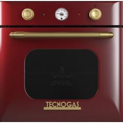 Cuptor incorporabil Tecnogas Deco FD2K66E9CO, incorporabil, 60 cm, 65l, grill electric, crem