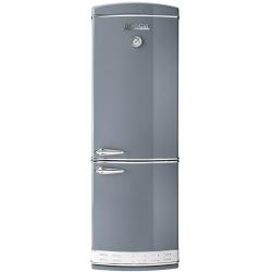 Combina frigorifica Tecnogas Frigo 1952 , Clasa A+, 335 litri, Latime 60 cm, total No Frost, negru lucios
