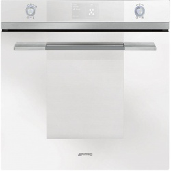 Cuptor incorporabil Smeg Mark Newson F610AN, electric, multifunctional, 60cm,sticla neagra
