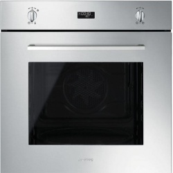 Cuptor incorporabil Smeg Elementi SF468X, electric, multifunctional, 60cm,inox antiamprenta