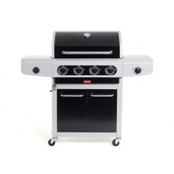 Gratar pe Gaz Barbecook SIESTA 412 Black Edition