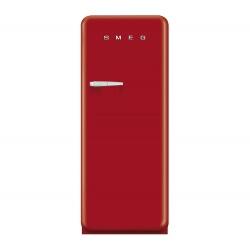 Frigider cu 1 usa Retro SMEG FAB10HRR, Clasa A+, 130L, rosu