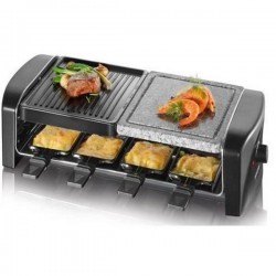 GRILL ELECTRIC MULTIFUNCTIONAL SEVERIN RG 9640,1400W,negru