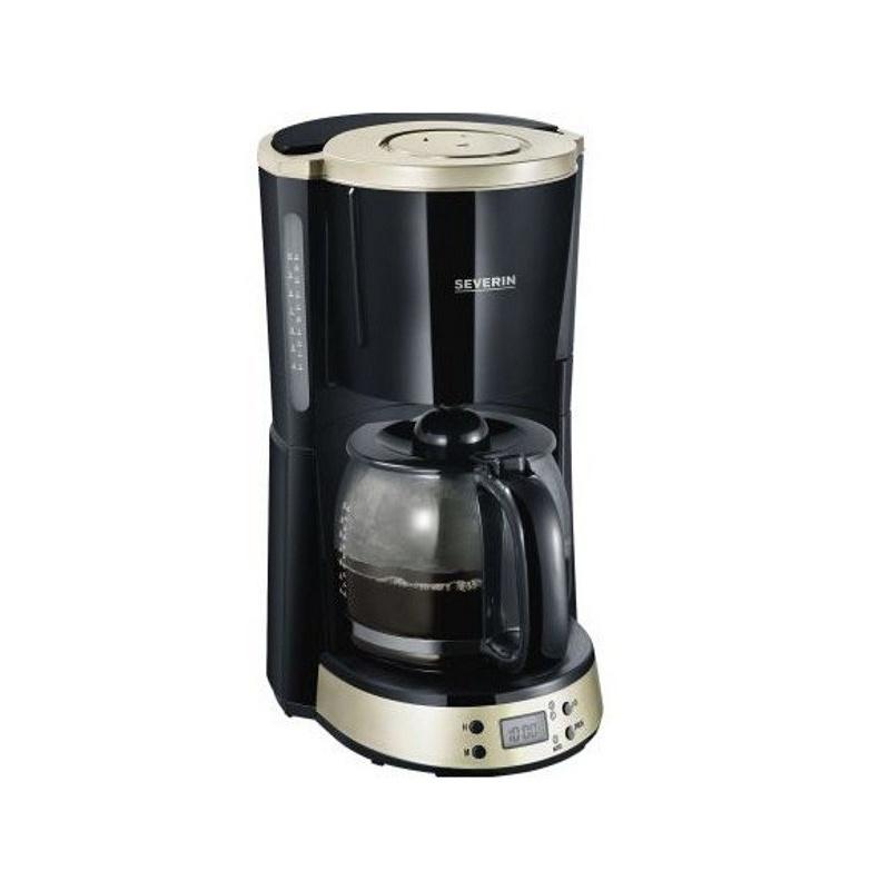 Filtru de cafea Severin KA4190,1000W,10 cesti,negru
