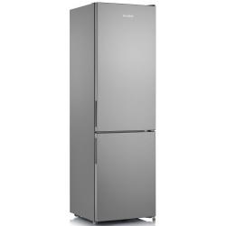 Combina frigorifica Severin KGK 8938, Clasa A++, 234 KWh/an, 347 L, Total No Frost, inox inchis