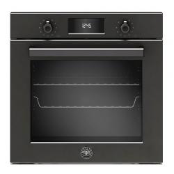 Cuptor incorporabil Bertazzoni Profesional F6011PROELN, 60 cm, 76l, grill electric, convectie, negru