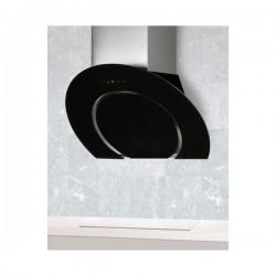 Hota decorativa Nodor O2, C, 80 cm, 200 W, negru