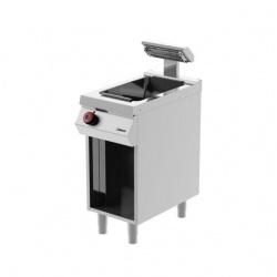 Aparat electric Desco Italia CCE71M00 , mentinere cartofi calzi, cu suport deschis