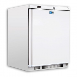 Mini vitrina bauturi Tecfrigo PL 201 PTS, capacitate 129 L, temperatura -2/+8º C, alb