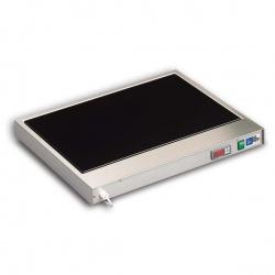 Plita fierbinte vitroceramica euronorm Tecfrigo, 400 W, +30/+90°C, inox
