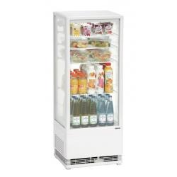 Mini vitrina frigorifica Bartscher 98 l