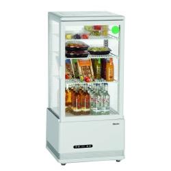 Mini vitrina frigorifica Bartscher 78 l WE / L