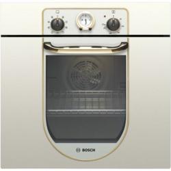 Cuptor incorporabil rustic Bosch HBA23BN21, Electric, Multifunctional, 7 Functii, Clasa A, Alb perlat