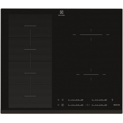 Plita incorporabila Electrolux EHX6455FHK, Inductie, 4 zone de gatit, Functie punte, Control Touch, 60 cm, Sticla neagra