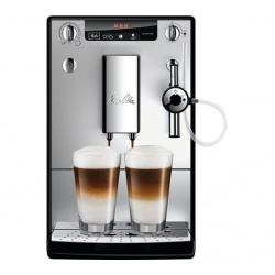 Espressor automat Melitta Caffeo Solo & Perfect Milk, 15 Bar, 1.2 l, Argintiu