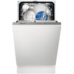Masina de spalat vase slim incorporabila Electrolux ESL4201LO, 9 seturi, 5 programe, Clasa A+, 45 cm