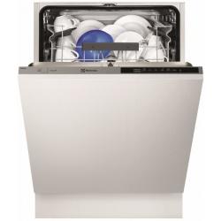 Masina de spalat vase incorporabila Electrolux ESL5355LO, 13 seturi, 6 programe, 60 cm, Clasa A+++, Gri