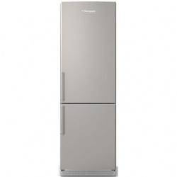 Combina frigorifica Bompani Diva, Clasa A+, 316 litri, Latime 60 cm, Titan