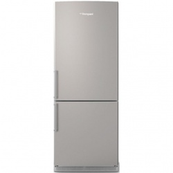 Combina frigorifica Bompani Diva, Clasa A+, 415 litri, Latime 70 cm, Titan