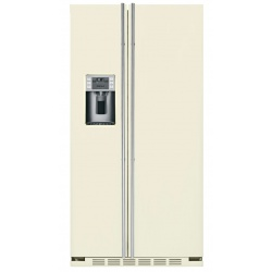 "Side by side IOMABE Exclusive ""V"" Series ORE24VGF8C, clasa A+, 528 l, No Frost, Crem"