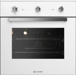 Cuptor electric incorporabil Smalvic BASIC FI-64WTS, 60 cm, 64l, grill electric, alb