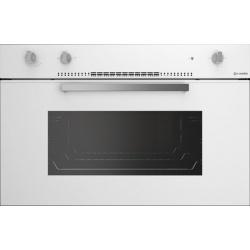 Cuptor gaz incorporabil Smalvic BASIC FI-90GETC, 90 cm, 77l, grill electric, alb