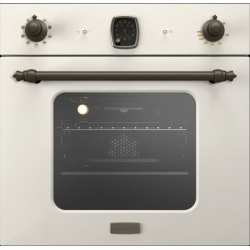Cuptor electric incorporabil Smalvic CLASSIC FI-64MTR, 60 cm, 64l, grill electric,negru antracit