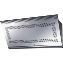Hota design Baraldi Nur 01NUR090STB80, 90 cm, 800 m3/h, inox